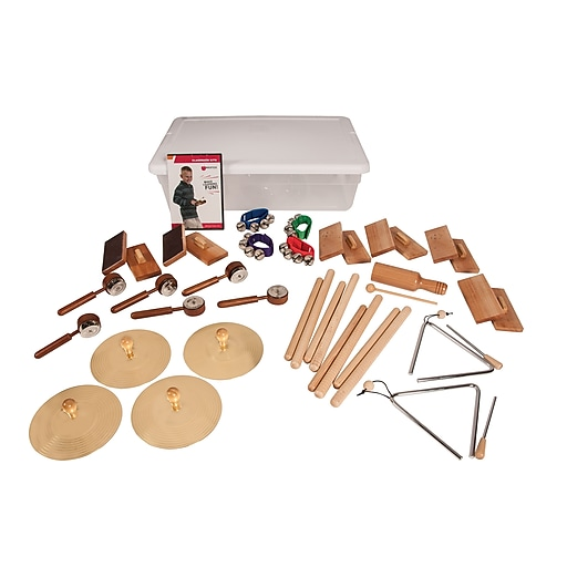 Westco Elementary Rhythm Kit, 25 Player