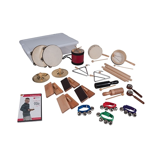 Westco Deluxe Rhythm Kit, 25 Player