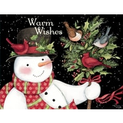 LANG SNOWMAN AND FRIENDS BOXED CHRISTMAS CARDS (1004755)