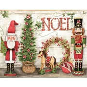 lang holiday nutcrackers boxed christmas cards 1004801