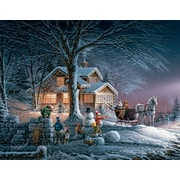 LANG WINTER WONDERLAND BOXED CHRISTMAS CARDS (1004806)