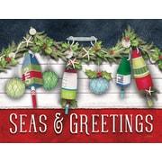 LANG SEA GREETINGS BOXED CHRISTMAS CARDS (1004818)