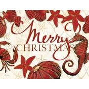 LANG SEABOARD HOLIDAY BOXED CHRISTMAS CARDS (1004819)
