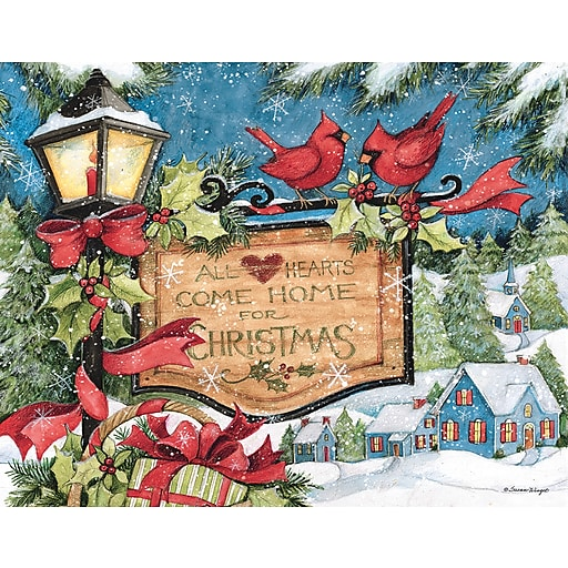 Shop Staples For LANG HEARTS COME HOME BOXED CHRISTMAS