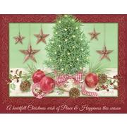 LANG ROSEMARY TREE BOXED CHRISTMAS CARDS (1004832)