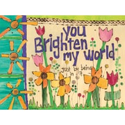 LANG BRIGHTEN MY WORLD BOXED NOTE CARDS (1005356)