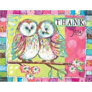 LANG OWL FRIENDS BOXED NOTE CARDS (1005367)