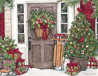 LANG HEART & HOME CHRISTMAS CARDS (1008106)