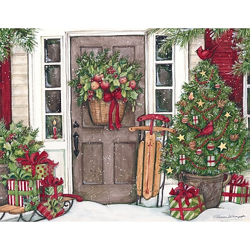 Shop Staples For LANG HEART & HOME CHRISTMAS CARDS (1008106
