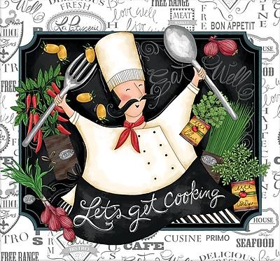 Lang Let's Get Cooking Recipe Card Album (1033075)
