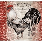 Lang Cardinal Rooster Recipe Card Album (1033083)