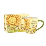 Lang Sunny Side Café Mug Ceramic, 17 oz Capacity (10992121014)