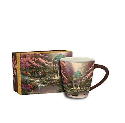 Lang Pools Of Serenity Café Mug Ceramic, 17 oz Capacity (10992121049)