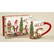 Lang Christmas Nutcrackers Café Mug Ceramic, 17 oz Capacity (10992121050)