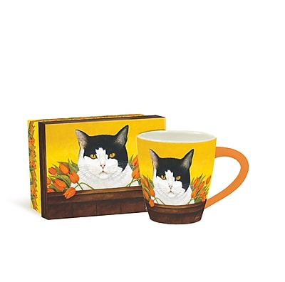 Lang Mr. Birkenseer Café Mug Ceramic, 17 oz Capacity (10992121051)