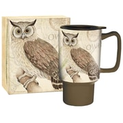 Lang Owl Travel Ceramic Mug, 18 oz Capacity (10992127017)