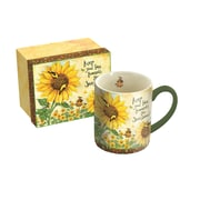 Lang Sunflowers 14 oz Mug (10995021037)