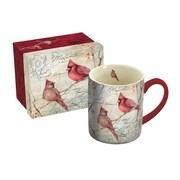 Lang Cardinal Pair 14 oz Mug (10995021058)