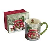 Lang Santa's Truck 14 oz Mug (10995021077)