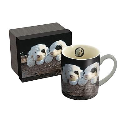 Lang Puppies 14 oz Mug (10995021079)