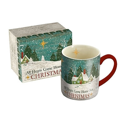 Lang Christmas Heart 14 oz Mug (10995021092)