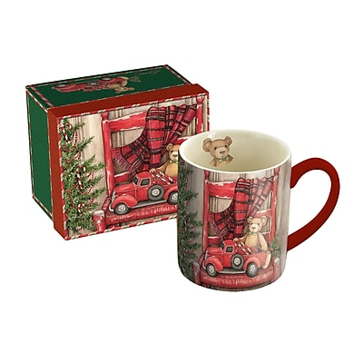 Lang Bear In Chair 14 oz Mug (10995021093)