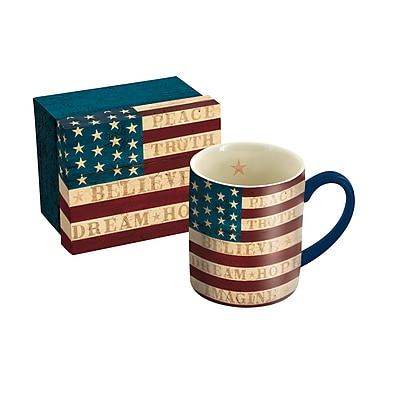 Lang Colonial Flag 14 oz Mug (10995021383)