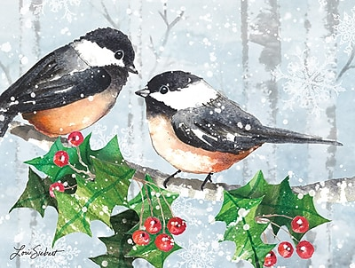 LANG SERENE FOREST CLASSIC CHRISTMAS CARDS (2004039)