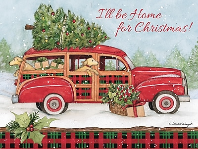 LANG HOME FOR CHRISTMAS CLASSIC CHRISTMAS CARD (2004041)