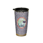 Lang Coffee Talk Traveler Mug 16 oz Capacity Acrylic outside (2118062)