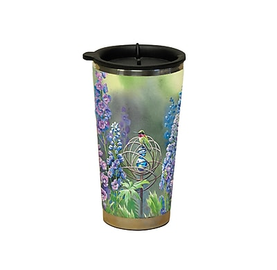 Lang Gazing Ruby Traveler Mug 16 oz Capacity Acrylic (2118065)