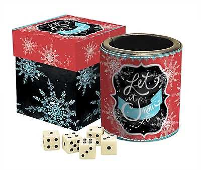 LANG WINTER MAGIC DICE CUP (2182004) 24296363