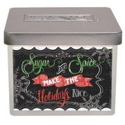 LANG Holiday Joy Small Jar Candle, 12.5 Oz (3114001)
