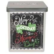 Lang Holiday Joy Large Jar Candle - 23.5 oz. (3115001)