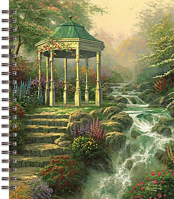 Lang Sweetheart Gazebo Spiral Bound Sketchbook (4006035)