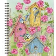 Lang Birdhouse Gate Spiral Bound Sketchbook (4006037)
