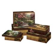 Lang Thomas Kinkade Bob 'S Boxes (4020030)