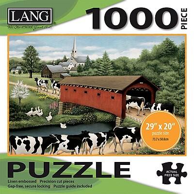 LANG COWS COWS COWS PUZZLE - 1000 PC (5038012)