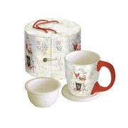 Lang Holiday 11 oz Tea Cup Set (5054037)