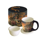 Lang Morning Surprise Tea Cup Set Ceramic 11 oz (5054038)