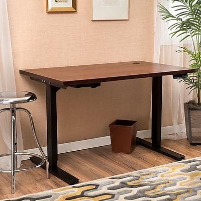 Noble House Ania 55 inch Mahogany Desk (297144)