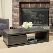 Noble House Love Coffee Table Black (295920)