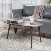 Noble House Cambria Coffee Table Walnut (299909)