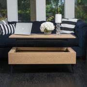 Noble House Salas Coffee Table Oak (295884)