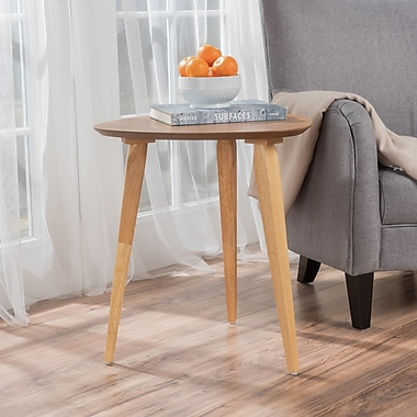 Noble House Windsor End Table Natural (299916)