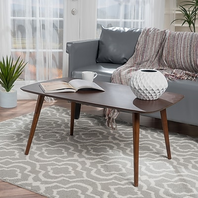 Noble House Abdale Coffee Table Walnut (299911)