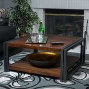 Noble House Solomon Coffee Table Dark Oak (296327)