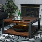 Noble House Solomon Coffee Table Dark Oak (296327)