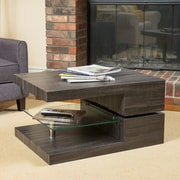 Noble House Samantha Coffee Table Black (295921)
