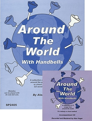 Sweet Pipes Around the World with Handbell, 12 Songs